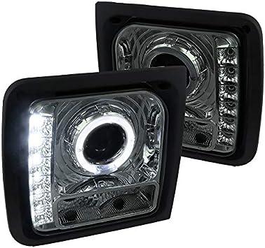 Housing Spec-D Tuning LHP-CHKE97-RS Chrome Projector Headlight
