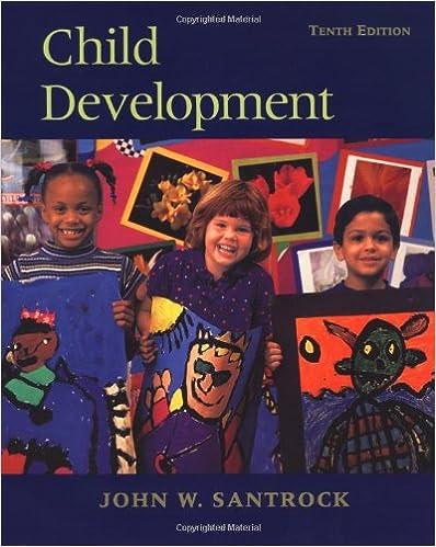 Children by john w. Santrock (2007, paperback)   ebay.