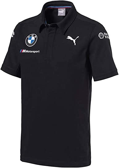 BMW Motorsport Polo Racing Team - Negro - S: Amazon.es: Ropa y ...