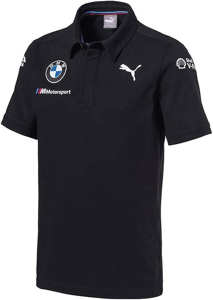 BMW Motorsport Polo Racing Team - Negro - S: Amazon.es: Ropa y ...
