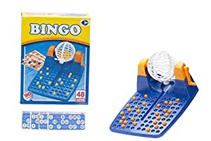 Cosas 646014 - Bingo - 48 Cartones - 90 Numeros -