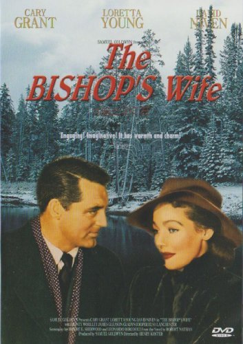 The Bishop's Wife (1947) Cary Grant, Loretta Young [All Region,Import,B & W]
