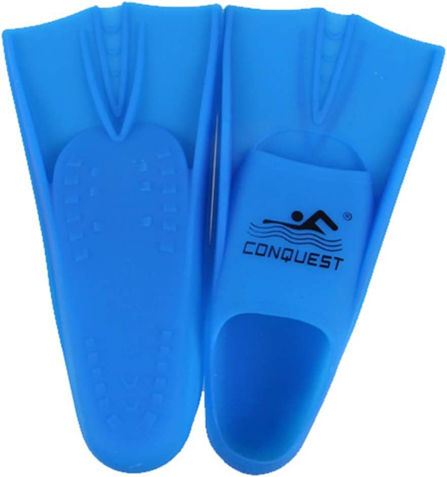Mingfuxin Silicone Swimming Training Fins Flippers for Swimming and Snorkeling