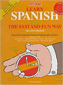 Amazon.com: Learn Spanish the Fast and Fun Way: The ...