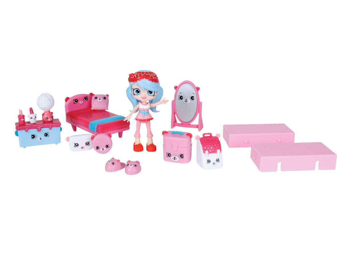 Happy Places Shopkins Dreamy Bear Welcome Pack: Flair Leisure ...