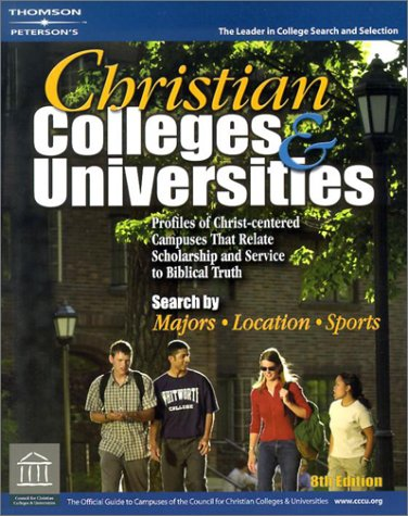 Christian Colleges & Univ 8th ed (Christian Colleges & Universities)