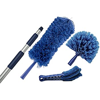 Amazon Com Ettore 48221 Cobweb Brush With Click Lock