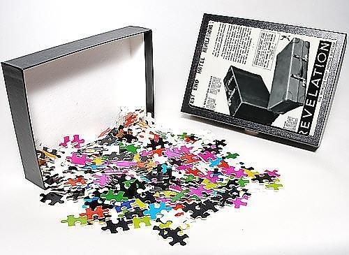 Photo Jigsaw Puzzle of Advert fo Revelation suitcases 1937