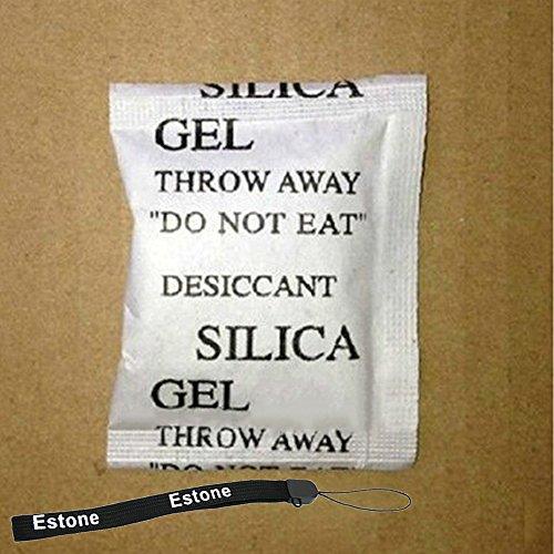 (Estone® Silica Gel Meets FDA Food Packaging New Desiccant (Sachet) (500 Packets) )