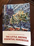 The Little, Brown Essential Handbook Custom Edition for Pellissippi State Community College