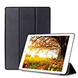 """iPad Pro 12.9"""" Case - Peyou Ultra Slim-Fit Smart Case Cover [with Auto Sleep/Wake Function] for 12.9 Inch Apple iPad Pro (iPad 6th Gen) 2015 Edition"""