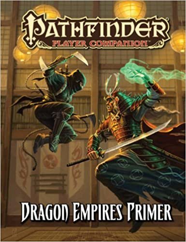 Pathfinder Player Companion: Dragon Empires Primer: Amazon ...