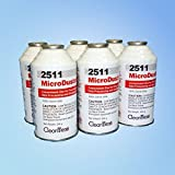 CleanTex CT2513A MicroDuster III Refill 10 oz, 1can.