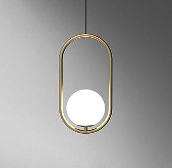 Led Lumière 1 Suspension Luminaire E27 Créative Personnalité RL4Aj5