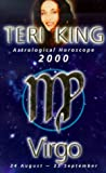2000 Horoscopes - Virgo, Teri King, 186204435X