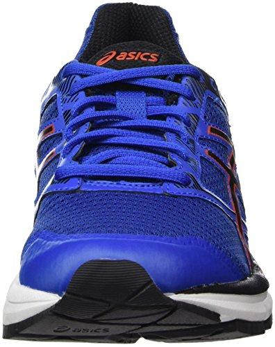 Asics Gel-Phoenix 8, Scarpe da Corsa Uomo Blu (Imperial/Black/Cherry Tomato)