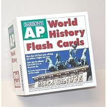 AP World History Flash Cards