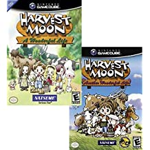 Harvest Moon 1 & 2 Combo - A Wonderful Life, Another Wonderful Life