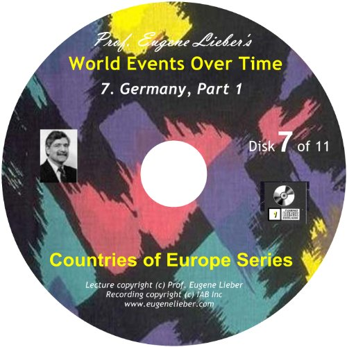 (Countries of Europe Series: Germany, Part 1 & 2; World Events Over Time Collection)