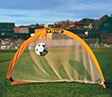 Pugg 6 Footer Portable Training Goal Set (Two Goals & Bag)