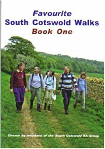 Kostenlose Downloads von PDF-Büchern Favourite South Cotswold Walks: Chosen by Members of the South Cotswold RA Group: Bk. 1 PDF 190118479X