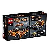 LEGO Technic Chevrolet Corvette ZR1 42093 Building