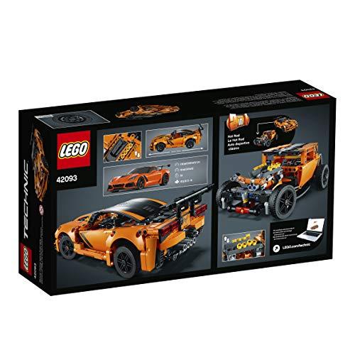 3f0d78245e22 ... LEGO Technic Chevrolet Corvette ZR1 42093 Building Kit , New 2019 (579  Piece) ...