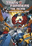 Transformers: The Movie DVD