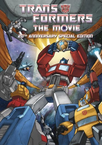 The Transformers - The Movie (20th Anniversary Special Edition) - Bell & Ross Space