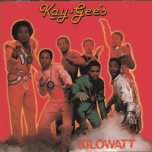 CD : Kay-Gee's - Kilowatt (CD)
