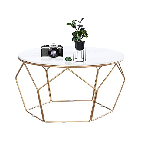 Remarkable Amazon Com Yike Coffee Table White Marble Coffee Table Andrewgaddart Wooden Chair Designs For Living Room Andrewgaddartcom