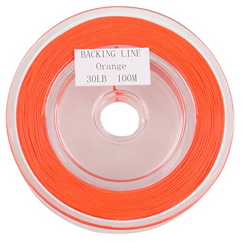 - Sougayilang Fly Fishing Line, Braided Lines, Saltwater Freshwater Salmon Backing Line,Tippet Tapered Leader Test 20lb 30lb 100yards