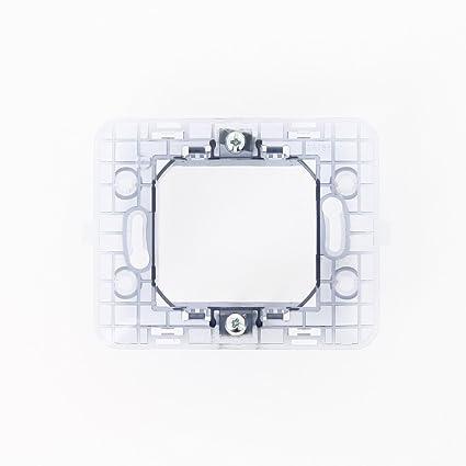 stili freschi vende design innovativo BTicino 500SM2A Matix Supporto 2P Scatola Tonda