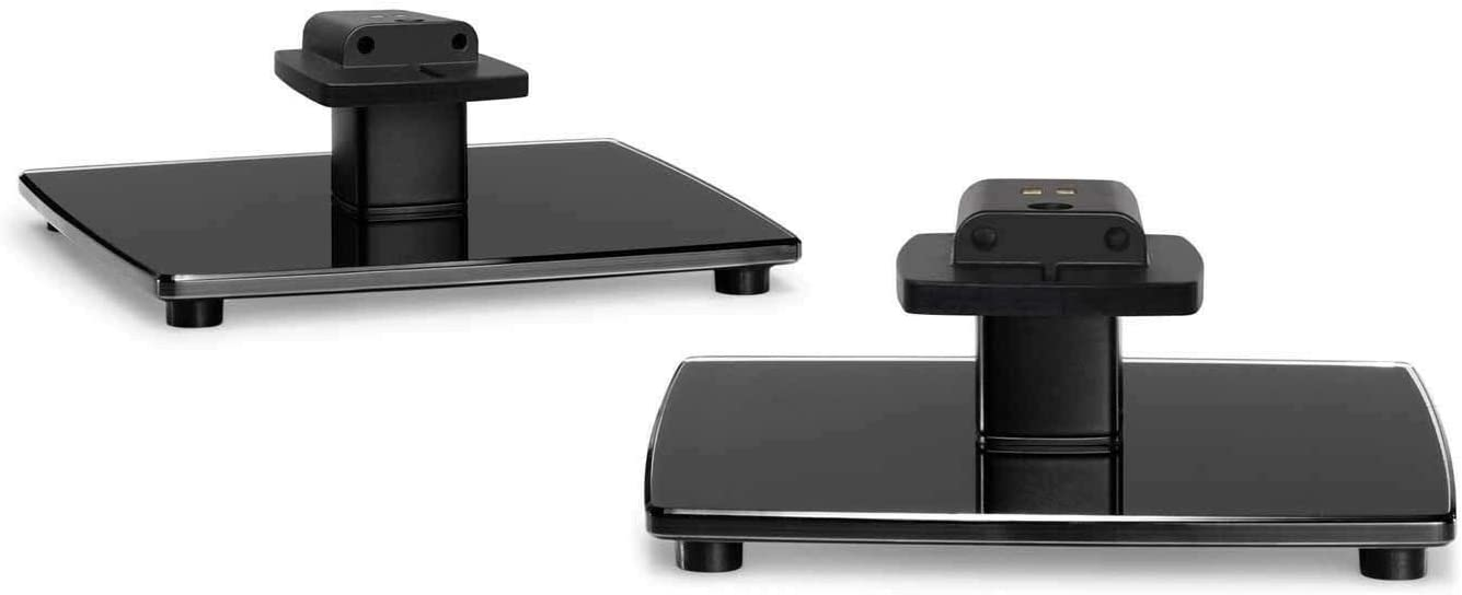 1 Pair of Black Table Stand for Bose OmniJewel Lifestyle 650 Home Entertainment System, Speakers Table Stand Replacement