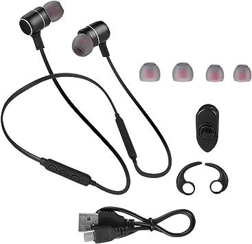 Tosuny Auriculares Bluetooth Smart AI, Auriculares Smart Cloud con función de interacción de Voz, Auriculares ergonómicos Auriculares Deportivos Enlaces con Ali Cloud(Negro): Amazon.es: Electrónica
