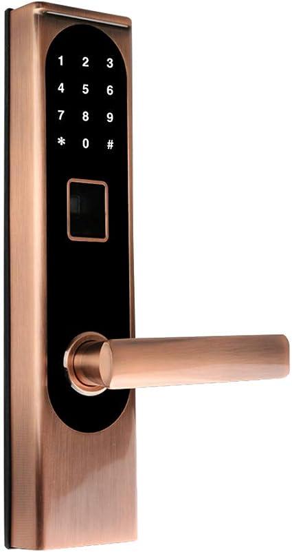 COL PETTI Cerraduras Bluetooth Bloqueo De Teclado Digital ...