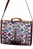 New Womens Embroidery Zari PatchWork Vintage Shoulder Bag Indian Banjara Crossbody Sling Hnadbags
