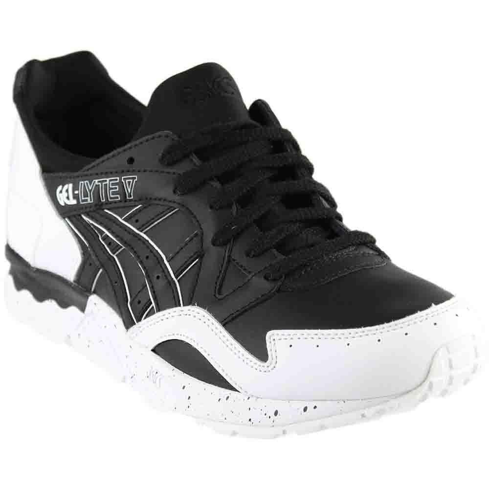 76517f0ea2 Galleon - ASICS Men's Gel-Lyte V Fashion Sneaker, Black, 9 M US