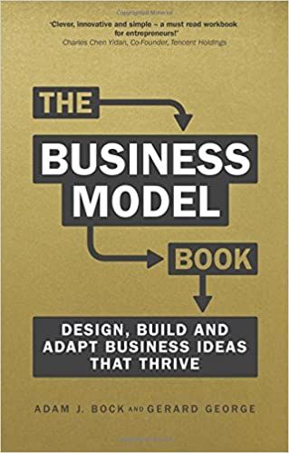 Amazon.com: The Business Model Book: Design, build and adapt ...