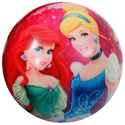 Disney Princess Foam ([ Ariel goods imported toys cute girl character ] Disney Princess PU foam ball 9389)