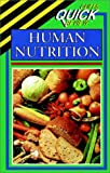 Human Nutrition, Cliffs Notes Staff, 0822053306