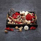 Qingbei Rina Strawberry Scent Summer Potpourri