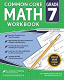7th Grade Math Workbook: Common Core Math Workbook
