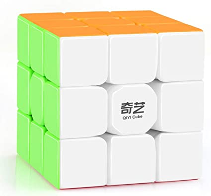 Warrior Product Qiyi 3 x 3 Multicolour