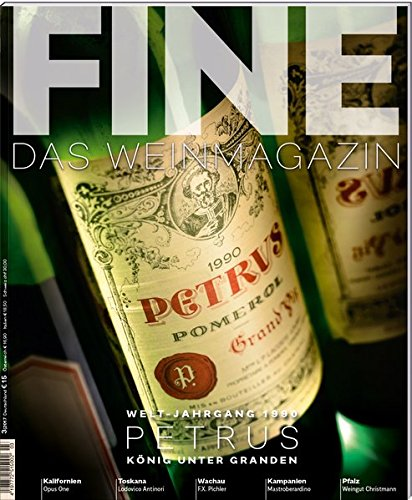 FINE Das Weinmagazin 03/2017: 38. Ausgabe