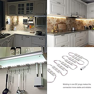 Under Cabinet Lighting Kitchen Light Kit Fixtures Diy Led