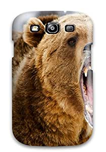 New Arrival Premium S3 Case Cover For Galaxy (grizzly Bears)