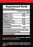 Antioxidant supplement vitamin - ANTIOXIDANT MEGA COMPLEX - Goji berry capsules - 1 Bottle 60 Capsules Discount