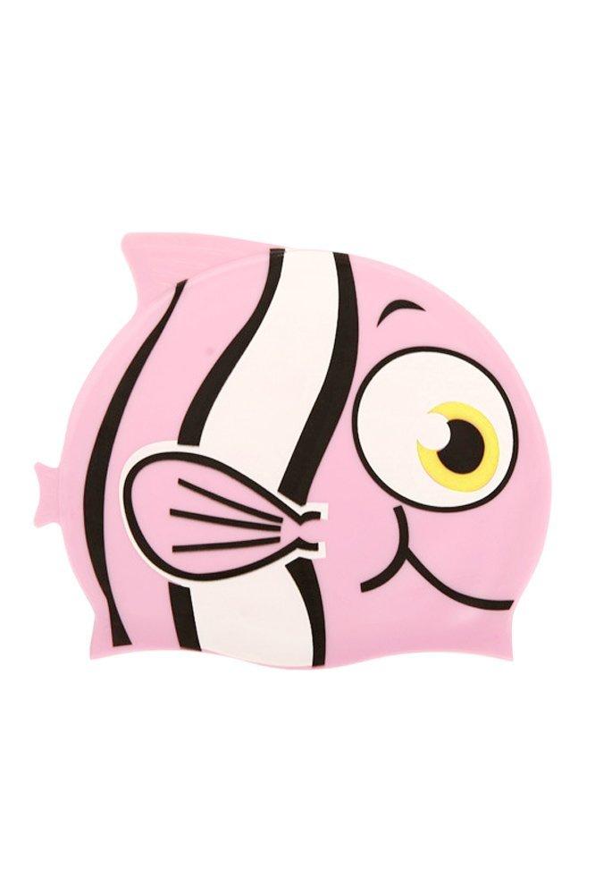837f2240da89 Cuffia da piscina, per bambini, Pesce incantevole,Taglia unica,Pink:  Amazon.it: Sport e tempo libero