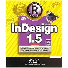 ADOBE IN DESIGN 1.5  ET CD-ROM